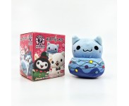 Ghost Lights plush (1/12) из игры Kleptocats Holidays
