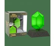 Green Rupee Icon Light BDP V3 из игры Legend of Zelda