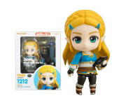 Zelda Breath of the Wild Ver. Nendoroid (PREORDER ZS) из игры The Legend of Zelda: Breath of the Wild