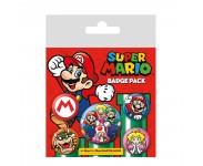 Super Mario Badge Pack из игры Super Mario Nintendo
