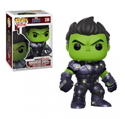 Амадей Чо Халк (Amadeus Cho as Hulk) из игры Марвел: Будущая битва