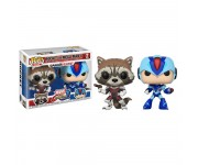 Rocket Vs Mega Man X 2-pack из игры Marvel Vs Capcom
