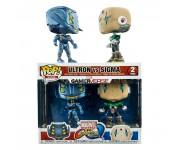 Ultron vs Sigma 2-pack из игры Marvel Vs Capcom