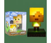 Alex Icon Light Paladone из игры Minecraft