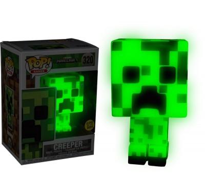 Крипер светящийся (Creeper GitD (Эксклюзив)) из игры Майнкрафт