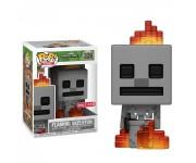 Skeleton Flaming (Эксклюзив Target) из игры Minecraft