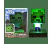 Zombie Icon Light V2 из игры Minecraft