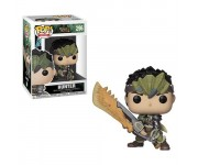 Hunter из игры Monster Hunter