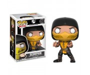 Scorpion из игры Mortal Kombat X