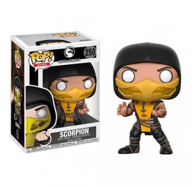 Скорпион (Scorpion) из игры Мортал Комбат