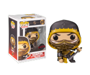 Scorpion Crouching (Эксклюзив Walmart) из фильма Mortal Kombat (2021) 1058