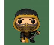 Scorpion Crouching (Эксклюзив Walmart) из фильма Mortal Kombat (2021)