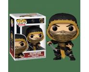Scorpion из фильма Mortal Kombat (2021)