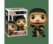Scorpion Unmasked (Chase) из фильма Mortal Kombat (2021)