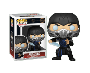 Sub-Zero из фильма Mortal Kombat (2021)