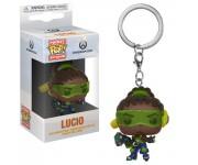 Lucio keychain из игры Overwatch