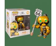 B.O.B gold metallic 6-inch (Эксклюзив Walmart) из игры Overwatch