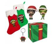 Overwatch Christmas Box (Эксклюзив GameStop) из игры Overwatch
