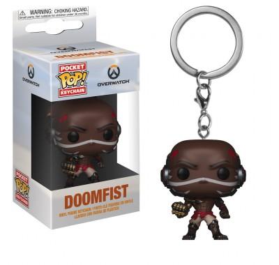 Кулак Смерти брелок (Doomfist Keychain) из игры Овервотч