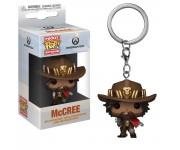 McCree Keychain (PREORDER ZS) из игры Overwatch