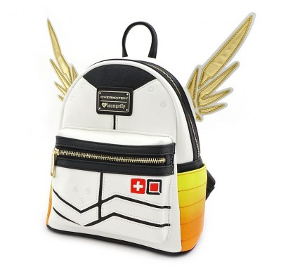Ангел Мерси рюкзак (Mercy Mini Backpack) из игры Овервотч