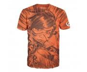 Tracer Jumbo Orange T-Shirt (размер M) из игры Overwatch