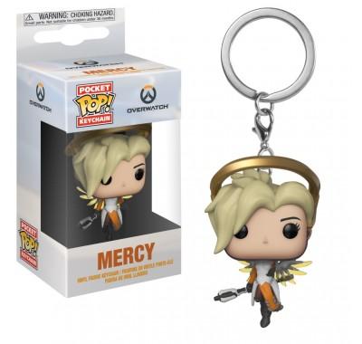 Мерси Ангел брелок (Mercy keychain) из игры Овервотч