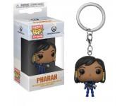 Pharah keychain из игры Overwatch