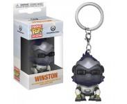Winston keychain из игры Overwatch