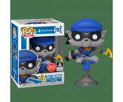 Sly Cooper со стикером (Эксклюзив GameStop) из игры Sly Cooper and the Thievius Raccoonus 783