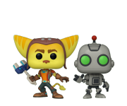 Ratchet and Clank 2-pack (Эксклюзив GameStop) из игры Ratchet and Clank