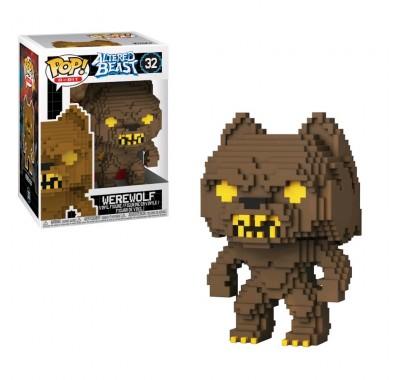 Волк 8-bit (Werewolf 8-bit) из игры Измененный зверь