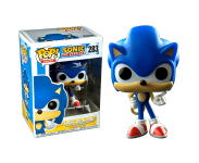 Sonic with Ring из игры Sonic the Hedgehog