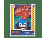 Sonic Games Cover (Эксклюзив GameStop) из игры Sonic the Hedgehog 01