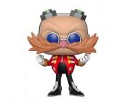 Dr. Eggman из игры Sonic the Hedgehog