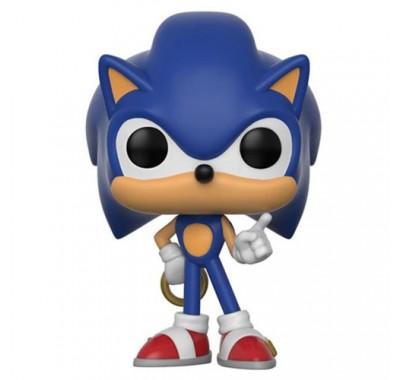Соник с кольцом (Sonic with Ring) из игры Еж Соник