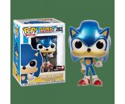 Sonic with Ring Metallic со стикером (Эксклюзив GameStop) из игры Sonic the Hedgehog 283