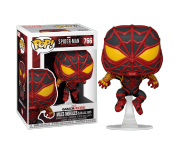 Miles Morales S.T.R.I.K.E. Suit из игры Spider-Man: Miles Morales