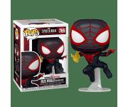 Miles Morales из игры Spider-Man: Miles Morales