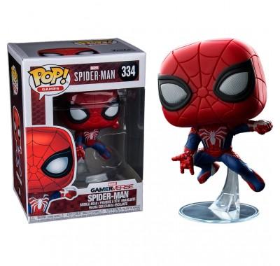 Человек-паук в полете (Spider-Man) из игры Человек-паук