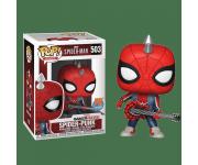 Spider-Punk со стикером (Эксклюзив Previews Exclusive) из игры Spider-Man