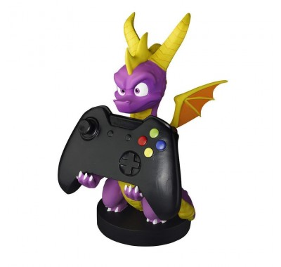 Спайро подставка 20 см (Spyro Cable Guy 20 см (PREORDER Late November)) из игры Дракон Спайро