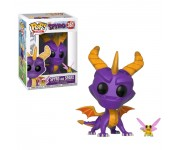 Spyro and Sparx из игры Spyro the Dragon