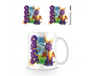 Spyro Good Dragon Mug из игры Spyro the Dragon