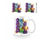 Spyro Good Dragon Mug из игры Spyro the Dragon