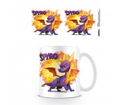 Spyro Fireball Mug из игры Spyro the Dragon