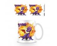Spyro Fireball Mug из игры Spyro the Dragon