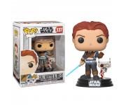 Cal Kestis with BD-1 из игры Star Wars Jedi: Fallen Order