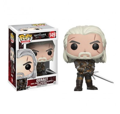 Геральт (Geralt (Vaulted)) из игры Ведьмак
