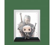 Geralt Games Cover (Эксклюзив GameStop) из игры The Witcher 3: Wild Hunt